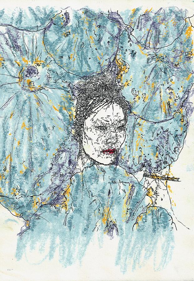 Jakub Czyż drawings www.artophilia.com