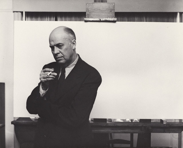 Edward Hopper, 1941 /© Estate of Arnold Newman