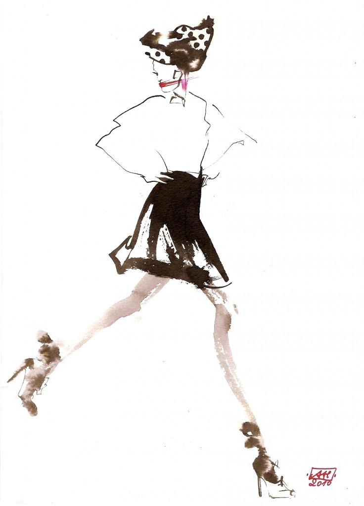 Anna Halarewicz illustration paintings