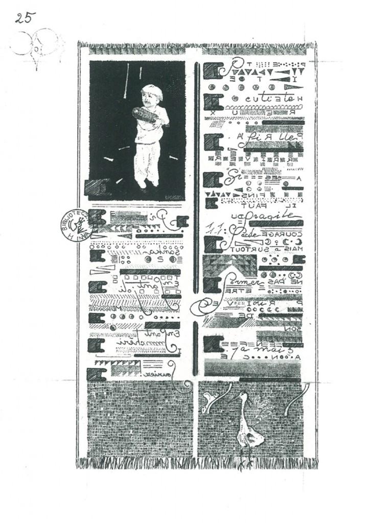 10 AHAnuszewska, Male wspomnienie, akwaforta, 12,6 x 9,2 cm