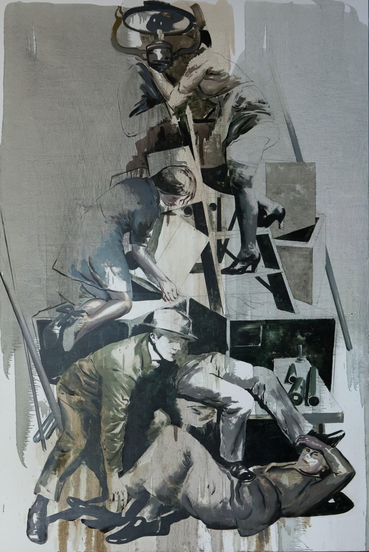 Jan Szczepkowski paintings / Artophilia