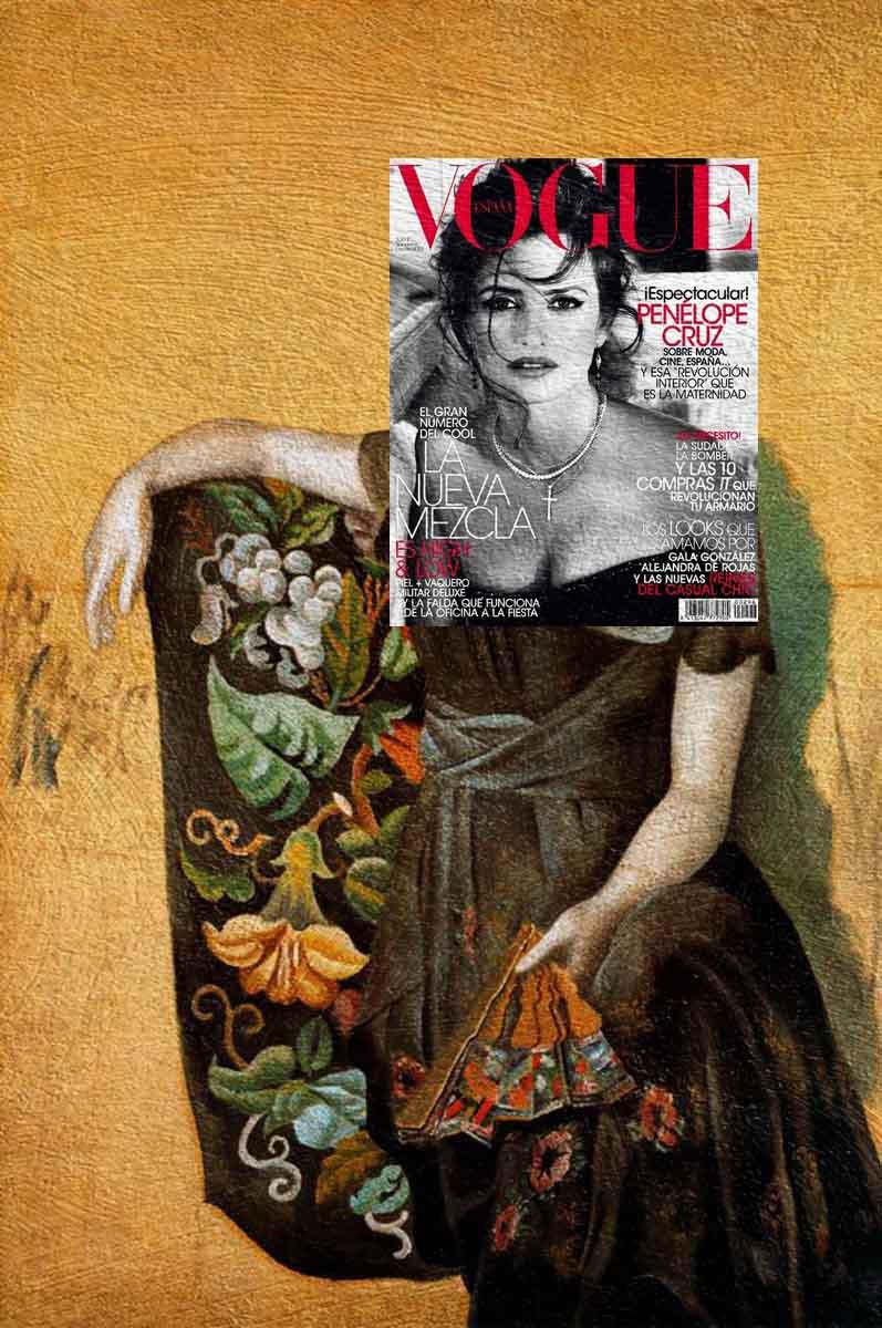 RETRATO-DE-PENELOPE-Penelope-Cruz-Vogue-Spain-November-2012-Portrait-of-Olga-by-Pablo-Picasso