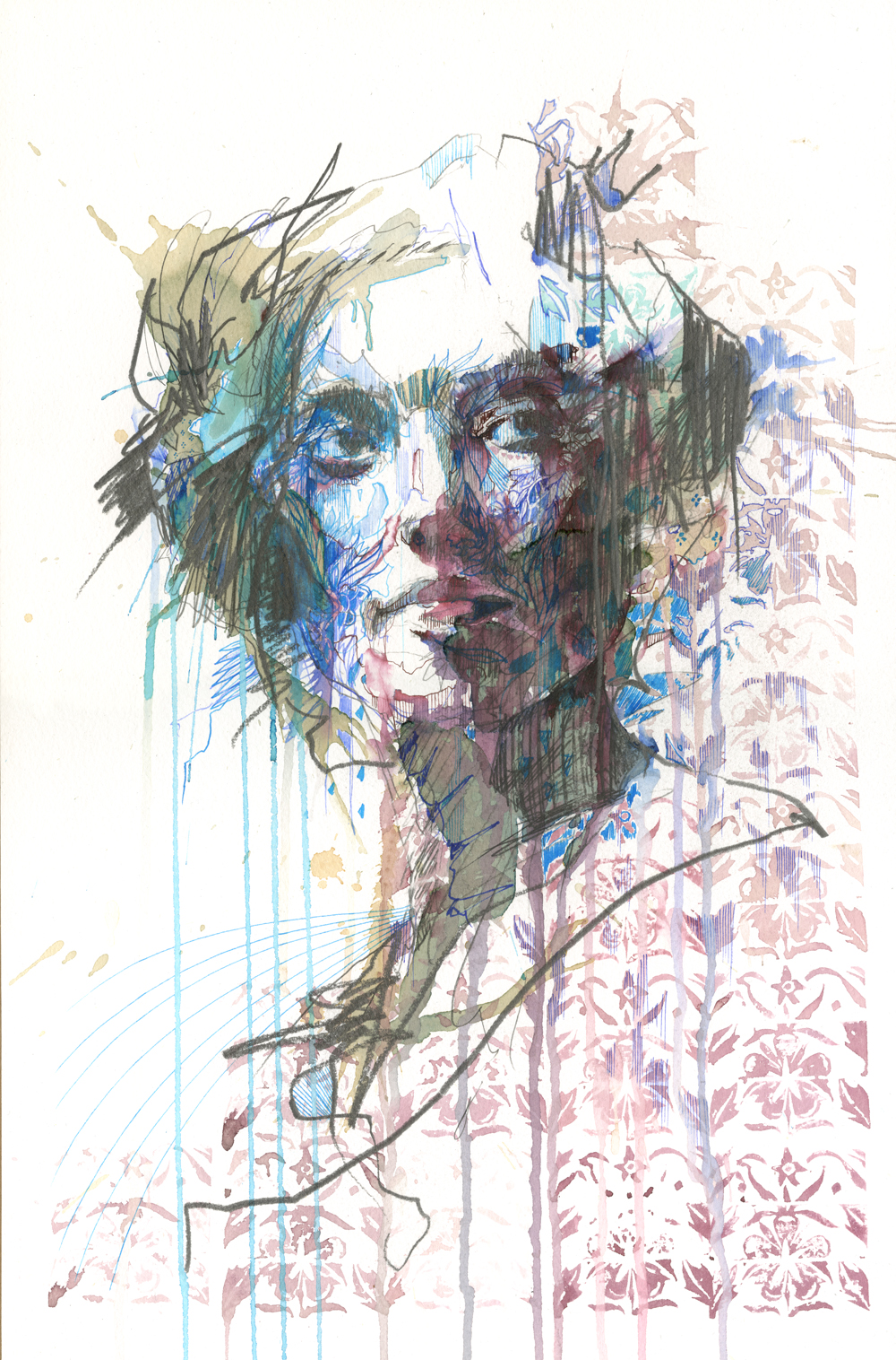 Carne Griffiths illustration illustrator