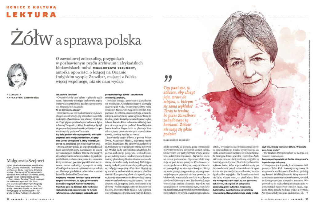 Bartosz Kosowski polish illustration www.niezlasztuka.net