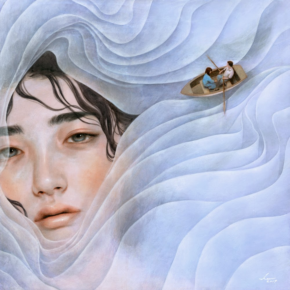 Tran Nguyen illustration