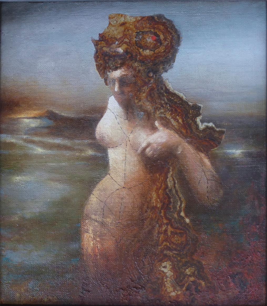 Andrzej Mazur polish paintings artophilia.com