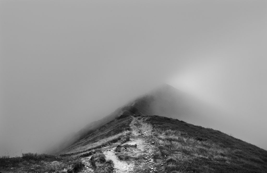 Paweł Opaliński God in the fog