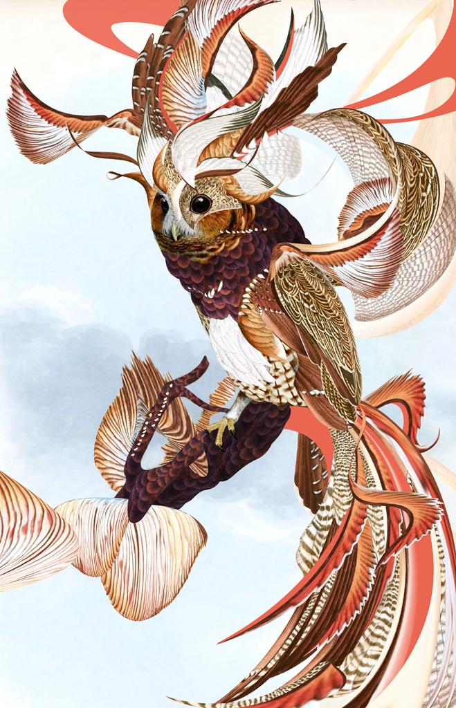 Bozka Rydlewska illustration