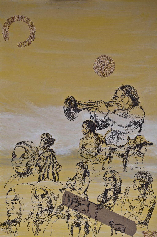 Edyta Purzycka drawings