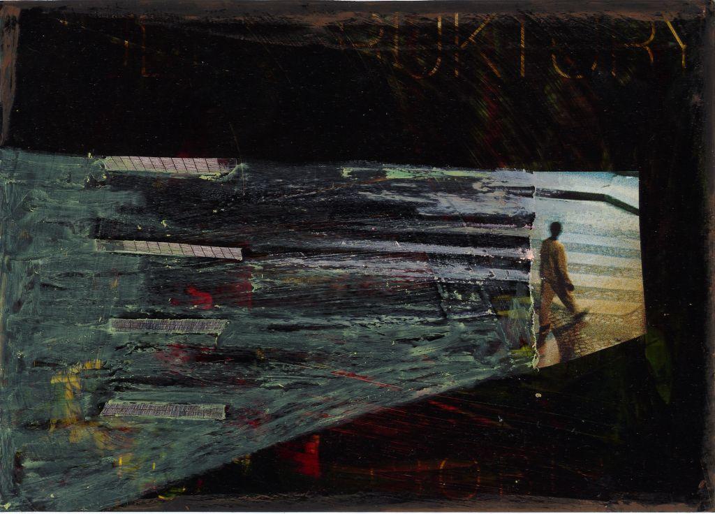 Edyta Purzycka collages