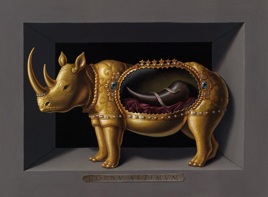 Rhino Reliquary