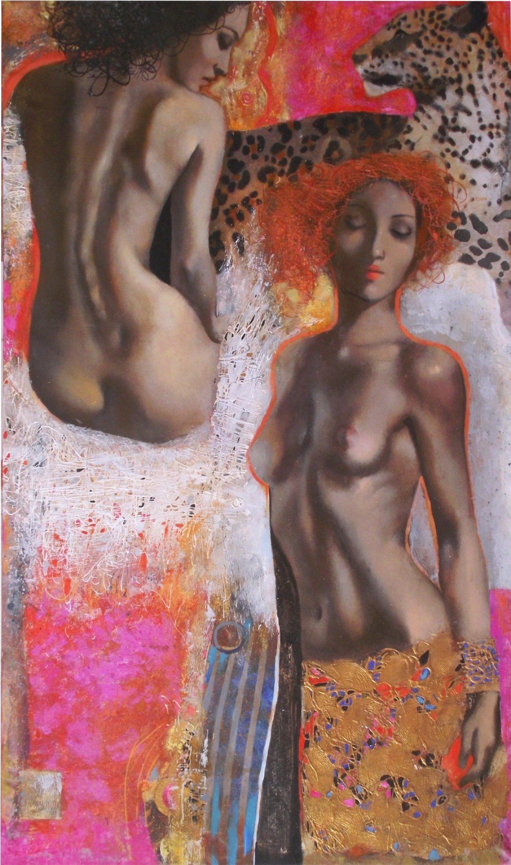 Olga Pelipas paintings