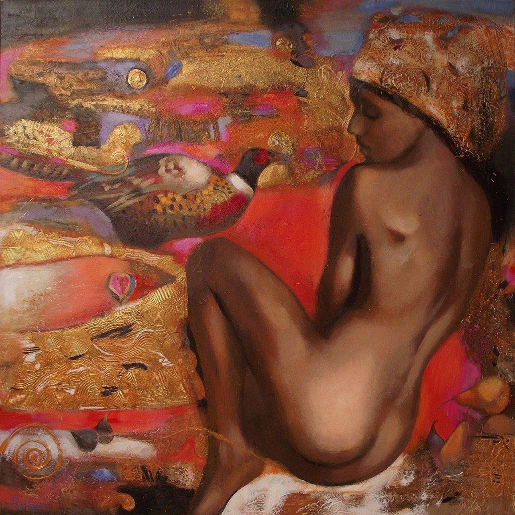 Olga Pelipas paintings