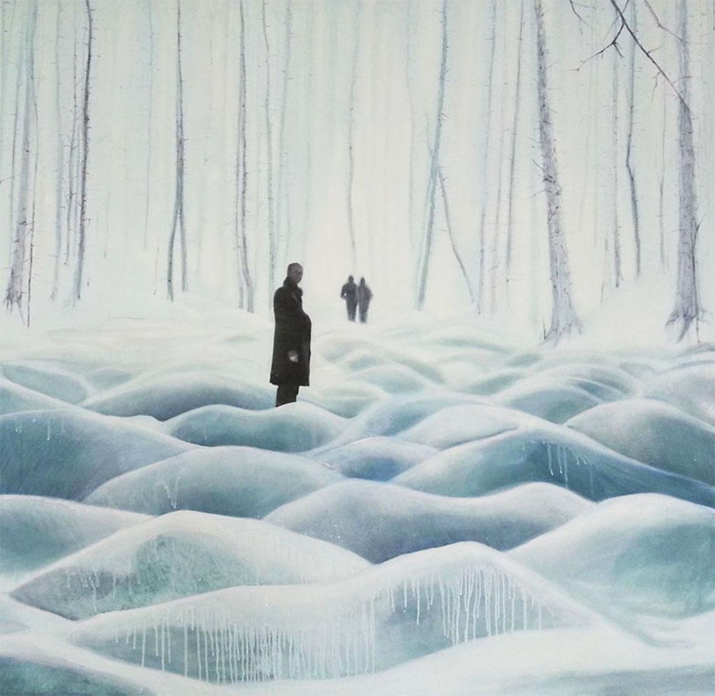 Katarzyna Celek paintings